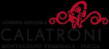 Calatroni Vini. Viticoltori dal 1964