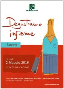 Cartolina-DegustiamoInsieme-Lucca