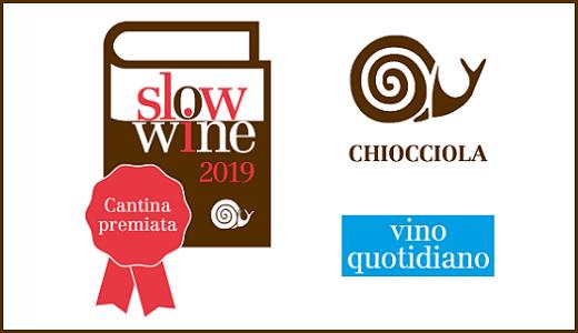 Premi Slow Wine 2019