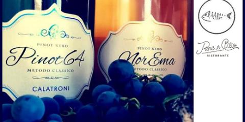 E se il Pinot finisce in bolla - Locandina