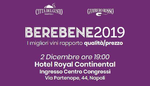 Presentazione guida Berebene a Napoli