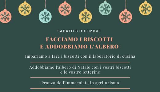 Laboratorio di biscotti (8 dicembre 2018)