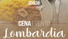 Cena lombarda da Adagio (27/01/2019)