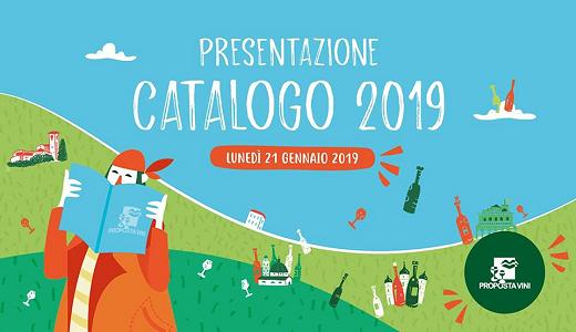 Presentazione catalogo 2019 Proposta Vini (21/01/2019)