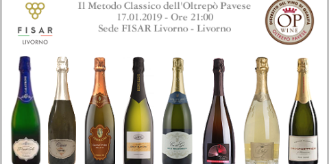 Degustazione con FISAR Livorno (16/01/2019)