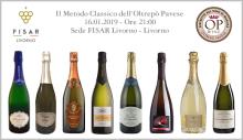 OP Metodo Classico tasting by FISAR LIvorno