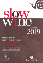 Slow Wine 2019 - Copertina