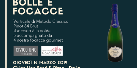 Bolle e focacce al Civico Uno di Pavia (14/03/2019)