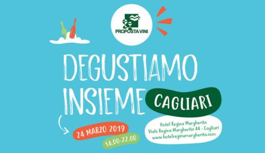 Presentazione del catalogo di Proposta Vini_(Cagliari, 25/03/2019)