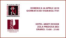 Giornata dei vignaioli FIVI Bologna
