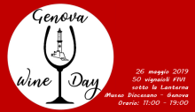 Genova Wine Day (26/05/2019)