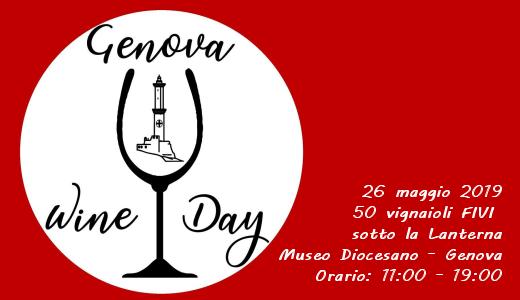 Genova Wine Day (26/05/2019)
