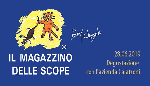 Degustazione al Magazzino delle Scope (Jesolo, 28/06/2019)