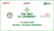The Best in Lombardy (Milan, 07/15/2019)