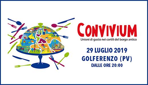 Convivium 2019 - Locandina
