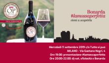 Bonarda Party (Milano, 11/09/2019)