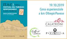 Cena esperienziale a km OP (19/10/2019)