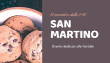 San Martino dei bambini (10 novembre 2019)