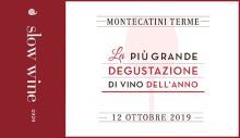 Presentation of the 2020 Slow Wine guie (Montecatini Terme, 10/12/2019)