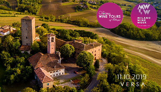 "Tour ""Versa: bolle d'Oltrepò"" (11/20/2019)"