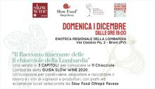 Presentazione delle 11 Chiocciole della Lombardia (Broni, 01/12/2019)