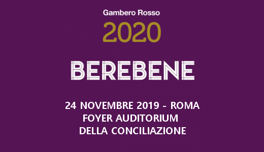 Presentazione della guida Berebene 2020 (Roma, 24/11/2019)