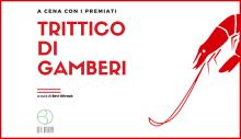 Trittico di Gamberi dinner (10/22/2019)