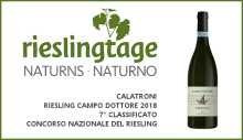 Naturno Riesling National Contest (11/2019)