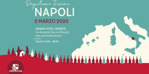 Presentation of the Proposta VIni 2020 catalogue (Naples, 03/02/2020)