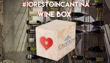 #iorestoincantina charity campaign