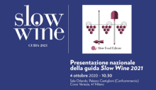 Presentazione della guida Slow Wine 2021 (Milano 04/10/2021)