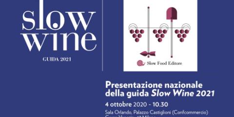 Presentazione della guida Slow Wine 2021 (Milano, 04/10/2020)