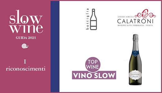 Riconoscimenti di Slow Wine 2021
