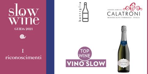 Slow Wine 2021 awards