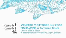 Fish & Wine dinner (10/09/2020)