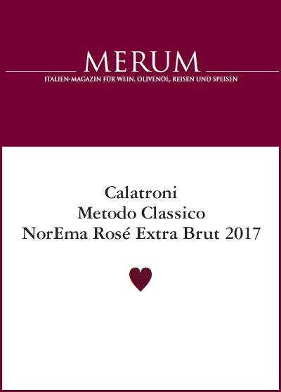 Merum 2020 - NorEma Extra Brut 2017