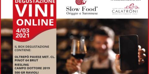 Degustazione online Origgio e Saronnese (04/03/2021)