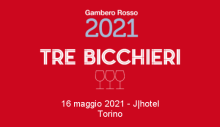Gambero Rosso Three Glasses tasting (Turin, 05/16/2020)