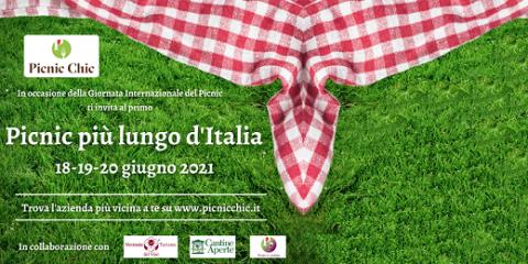 Il picnic più lungo d'Itaia (19/06/2020)