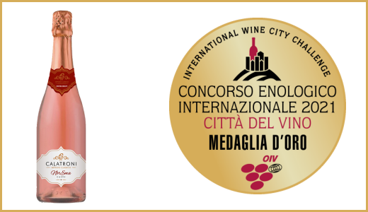 Concorso enologico Città del Vino - NorEma Extra Brut 2017 - Medaglia d'Oro