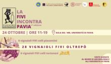 La FIVI incontra Pavia (24/10/2021)