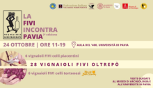 FIVI Oltrepò Pavese tasting in Pavia (10/24/2021)